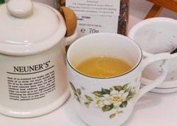 ハーバルデトックスティ お茶