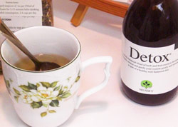 バルデトックスティ お茶